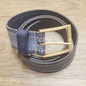 5f59db8e4dc Allen Edmonds Leather Belt Size 36 USA